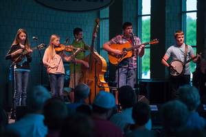 MerleFest Hosts 20th Year of Acoustic Kids Showcases in 2020