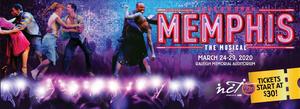 Elizabeth Ward Land and Antoine L. Smith to Lead MEMPHIS at North Carolina Theatre; Full Casting Announced