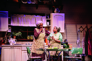 BWW Review: The Delany Sisters Get the Last Word in HAVING OUR SAY