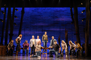 BWW Interview: Andrew Samonsky of COME FROM AWAY at Majestic Theatre