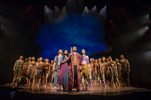 THE PRINCE OF EGYPT Extends By 7 Weeks At Dominion Theatre