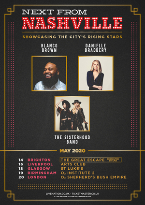 Live Nation Presents 'Next From Nashville'