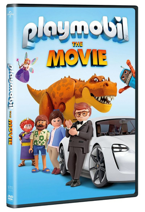 PLAYMOBIL THE MOVIE Available on Digital and DVD March 3rd