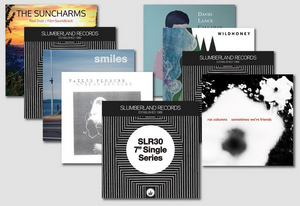Pale Lights & Odd Hope Release New Singles for Slumberland's 30th Anniversary Singles Club