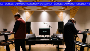 Future Classic & Dropbox Extend Studio Residency Program for Emerging Artists