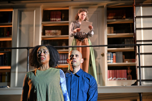 Justice Done to Dickens A TALE OF TWO CITIES at Trinity Rep