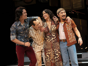 Signature Theatre's CAMBODIAN ROCK BAND Extended Again Through March 22