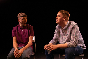 BWW Review: FATHER'S SON, The Vaults