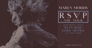 Maren Morris To Embark On 'RSVP: The Tour'