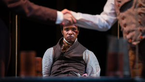 BWW Review: THE WHIP, Swan Theatre