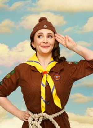 Lucy Porter Comes to Swindon With BE PREPARED