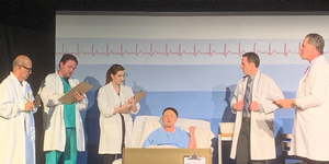 BWW Review: WIT at Elite Theatre Company