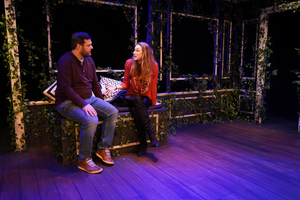 BWW Review: 5 TIMES IN ONE NIGHT at Mile Square Theatre
