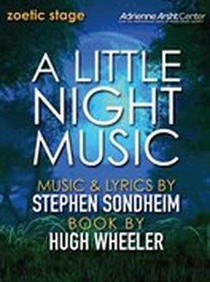 Zoetic Stage Will Present Sondheim's A LITTLE NIGHT MUSIC