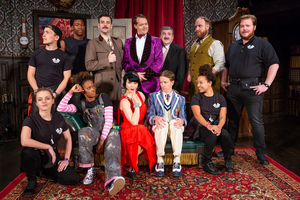 BWW Review: So Wrong, It's Right in THE PLAY THAT GOES WRONG at Clowes Memorial Hall