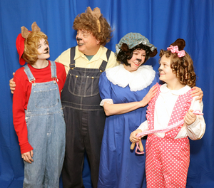 THE BERENSTAIN BEARS ON STAGE Comes to Sutter Street Theatre