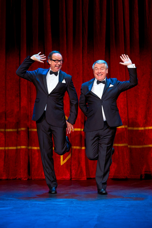 BWW Review: IAN ASHPITEL AND JONTY STEPHENS AS ERIC AND ERN, Richmond Theatre