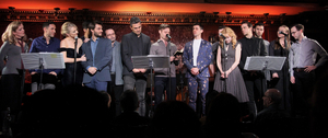 BWW Review: YANK! A WWII LOVE STORY Returns After 10 Years For An Anniversary Staging At Feinstein's/54 Below