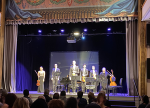 BWW Review: 'FRENCH IMPRESSIONS' WITH THE CALIDORE STRING QUARTET and the ASPECT CHAMBER MUSIC SERIES at Bohemian National Hall