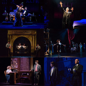 BWW Review: Eight O'Clock Theatre's Production of Andrew Lloyd Webber's SUNSET BOULEVARD Is a Technical Marvel