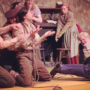 BWW Review: PLAYBOY OF THE WESTERN WORLD Checks All the Boxes at Brigit St Brigit Theatre