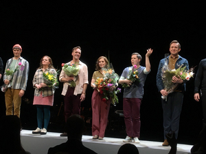 BWW Review: NEXT TO NORMAL at Uppsala Stadsteater