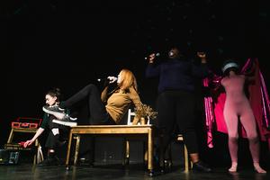 BWW Review: DON'T TALK TO STRANGERS, VAULT Festival