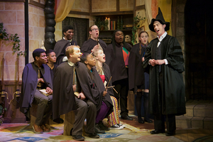 BWW Review: PUFFS OR SEVEN INCREASINGLY EVENTFUL YEARS AT A CERTAIN SCHOOL Opens at the Coterie