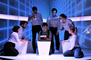 BWW Review: THE CURIOUS INCIDENT OF THE DOG IN THE NIGHT-TIME at CT Repertory Theatre