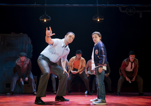 BWW Interview: Jeff Brooks of A BRONX TALE Talks About His Mafia Roles, Racial Tensions, and Why Everyone Loves Gaston