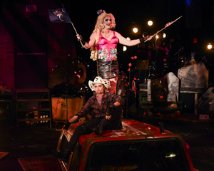 BWW Review: HEDWIG AND THE ANGRY INCH at Warehouse Theatre is Raw, Aggressive, Hilarious, Touching, and Transformative