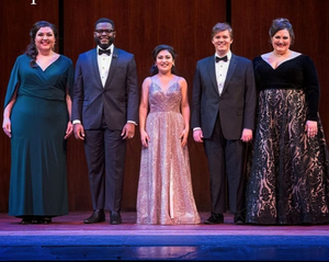 BWW Review: The Met Anoints Its New 'Fab Five' at National Council Auditions' GRAND FINALS CONCERT