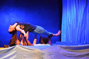 BWW Review: H20: A PLAY ABOUT WATER at CLAY HIGH SCHOOL