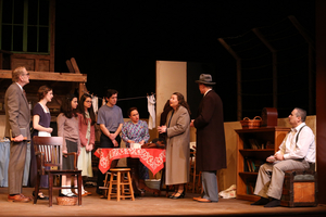 BWW Review: THE DIARY OF ANNE FRANK at The Summit Playhouse Brings the Poignant Story to Life