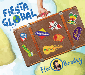 Flor Bromley to Release New Album FIESTA GLOBAL