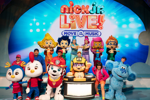 BWW Interview: Jenia Head of NICK JR. LIVE! 'MOVE TO THE MUSIC' will be a Pawsome, Finntastic Party at The Fox Theatre!