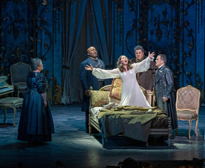 BWW Review: A Marvelous Oropesa is Definitely Not 'Lost' in Met's TRAVIATA