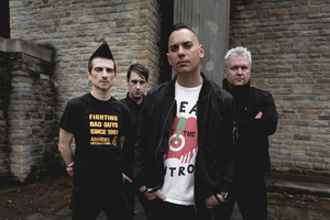 Anti-Flag Add New Dates + Partner With Three Organizations On Spring Tour