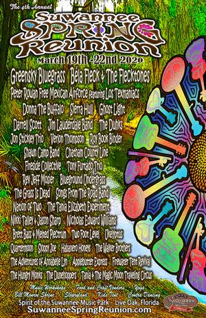 Suwannee Spring Reunion Announces Schedule