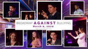 Erich Bergen, Lexi Lawson and More to Perform in BROADWAY AGAINST BULLYING
