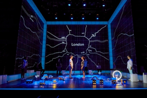 The National Theatre's THE CURIOUS INCIDENT OF THE DOG IN THE NIGHT-TIME Embarks On A Third UK and Ireland Tour
