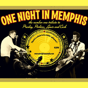 ONE NIGHT IN MEMPHIS is Coming to Metropolis Performing Arts Centre