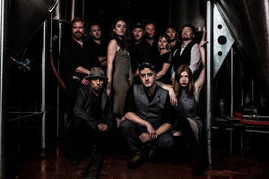 DUTTY MOONSHINE BIG BAND Release 'Fever' Single