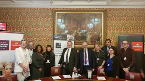 All-Party Parliamentary Group For Theatre Holds First Oral Evidence Session