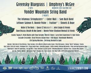 Northwest String Summit Adds Leftover Salmon, Shovels & Rope, Goose, & More