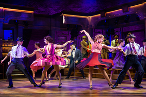 BWW Review: BANDSTAND at The National Theatre