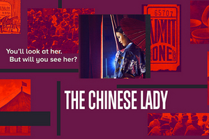 Long Wharf Theatre Has Announced Complete Cast and Creative Team for THE CHINESE LADY