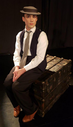 THE NIGHT BUSTER KEATON DREAMED ME to Have West Coast Premiere at 24th Street Theatre