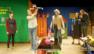 BWW Review: HAND TO GOD at Road Less Traveled Productions Is An Irreverent Delight