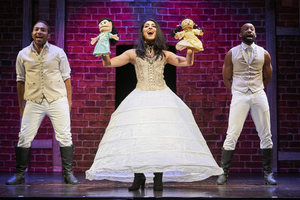 BWW Review of SPAMILTON: AN AMERICAN PARODY at Dr. Phillips Center, Fun But Flimsy